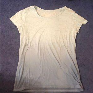 Medium gap t-shirt